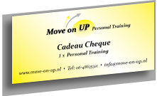 Move on UP Giftcard